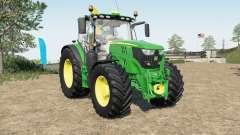 John Deere 6115R-6130R para Farming Simulator 2017