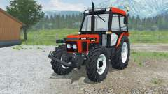 Zetor 7340 Turbꝍ para Farming Simulator 2013