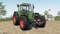 Fendt Favorit 615 LSA Turbomatik Є para Farming Simulator 2017