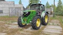 John Deere 6115M-6155M para Farming Simulator 2017