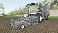 Ropa Panther 2 added potato and sugar cane para Farming Simulator 2017