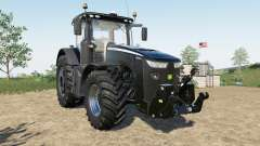 John Deere 8R-series Black Beauty para Farming Simulator 2017
