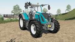 Fendt 716-724 Variø para Farming Simulator 2017