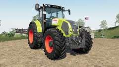 Claas Axion 810-8ⴝ0 para Farming Simulator 2017