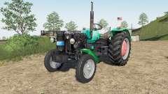 Ursus C-4011 rozbrojony para Farming Simulator 2017