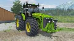 Juan Deerᶒ 8530 para Farming Simulator 2013