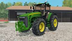 Juan Deeᵲᶒ 8530 para Farming Simulator 2015