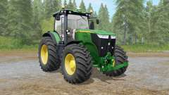 John Deere 7280R-7310R para Farming Simulator 2017