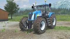 Nueva Hꝍlland T8020 para Farming Simulator 2013