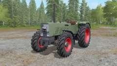 Fendt Favorit Turbomatik oldtimer para Farming Simulator 2017