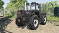 Mercedes-Benz Trac 1300-1৪00 para Farming Simulator 2017