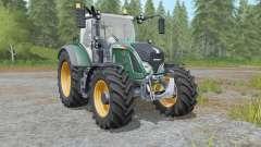 Fendt 700 Variø para Farming Simulator 2017