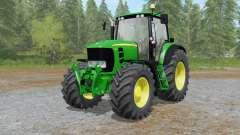 John Deere 7430&7530 Premium improved spec para Farming Simulator 2017