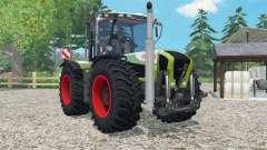 Claas Xerion 3800 Trac VƇ para Farming Simulator 2015