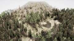 Valle de el volcán para MudRunner