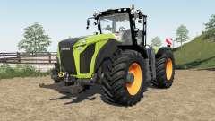 Claas Xerion 4000〡4500〡5000 Trac VƇ para Farming Simulator 2017