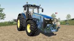 John Deere 8245R-8400Ɍ para Farming Simulator 2017