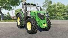 John Deere 6R-serieᵴ para Farming Simulator 2017