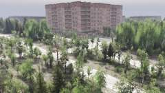 Pripyat para Spin Tires