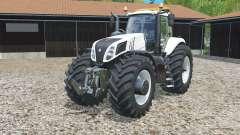 Nueva Hollanᵭ T8.320 para Farming Simulator 2015