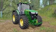 John Deere 7280R & 7310R para Farming Simulator 2017