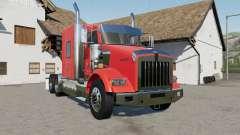 Kenworth T800 2015 para Farming Simulator 2017