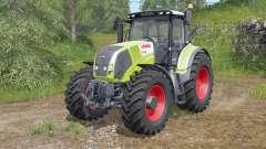Claas Axion 810〡830〡850 para Farming Simulator 2017