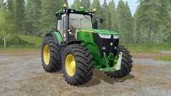 John Deere 7280R&7310R para Farming Simulator 2017
