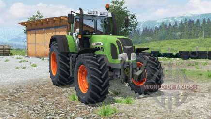 Fendt Favorit 926 Vario manual ignition para Farming Simulator 2013