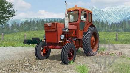 T-40 moderadamente-rojo para Farming Simulator 2013