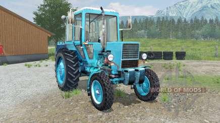 80 y MTZ 82 Bielorrusia para Farming Simulator 2013