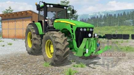 John Deere 85ვ0 para Farming Simulator 2013