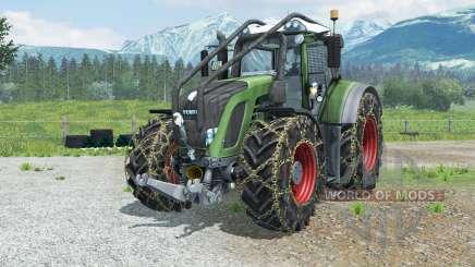 Fendt 936 Vario Más Realistiƈ para Farming Simulator 2013