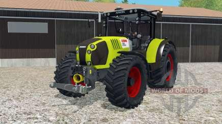 Claas Arioᵰ 650 para Farming Simulator 2015