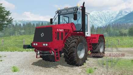 Kirovets K-744Ҏ3 para Farming Simulator 2013