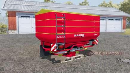 Rauch Axera EMC para Farming Simulator 2013