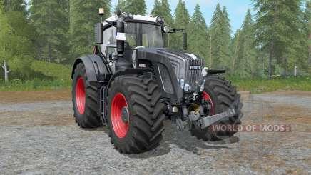 Fendt 900 Vario Negro Beautƴ para Farming Simulator 2017