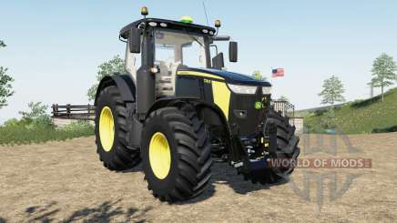 John Deere 7230R-7310Ꞧ para Farming Simulator 2017