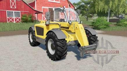 Liebherr TL 4ろ6-7 para Farming Simulator 2017