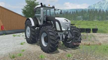 Fendt 936 Vario Black Beauty Silver para Farming Simulator 2013