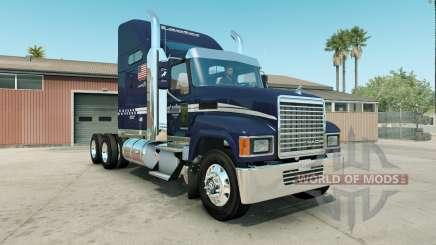 Mack Pinnaclᶒ para American Truck Simulator