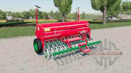 Europea Poznaniak DXꝆ para Farming Simulator 2017