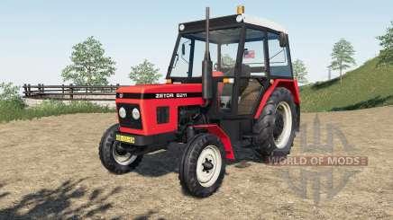 Zetor 6200&7200 para Farming Simulator 2017