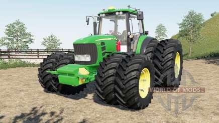 John Deere 7430&7530 Premiuᵯ para Farming Simulator 2017