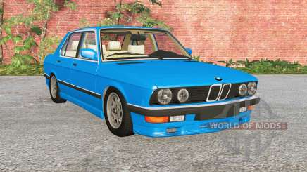 BMW M5 (E28) 1985 para BeamNG Drive