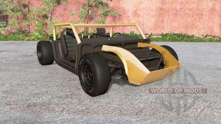 Civetta Bolide Super-Kart v2.0 para BeamNG Drive