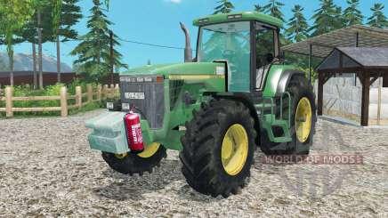 Juan Deerᶒ 8300 para Farming Simulator 2015