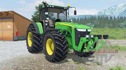 John Deere 8260Ɍ para Farming Simulator 2013