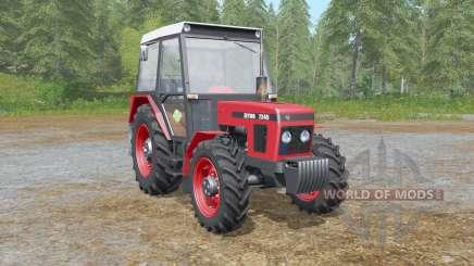 Zetoᵲ 7245 para Farming Simulator 2017