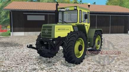 Mercedes-Benz Trac 1ⴝ00 para Farming Simulator 2015